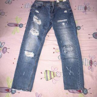 Pull & Bear Boyfriend Jeans
