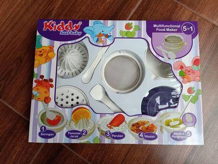 Kiddy food maker