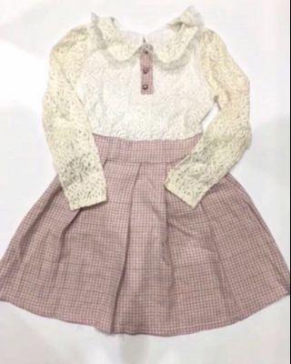 Plaid Dress #promosidress