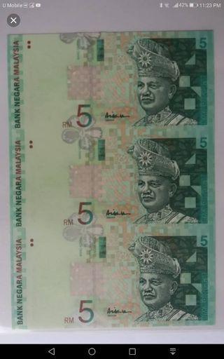 Aishah Uncut RM 5