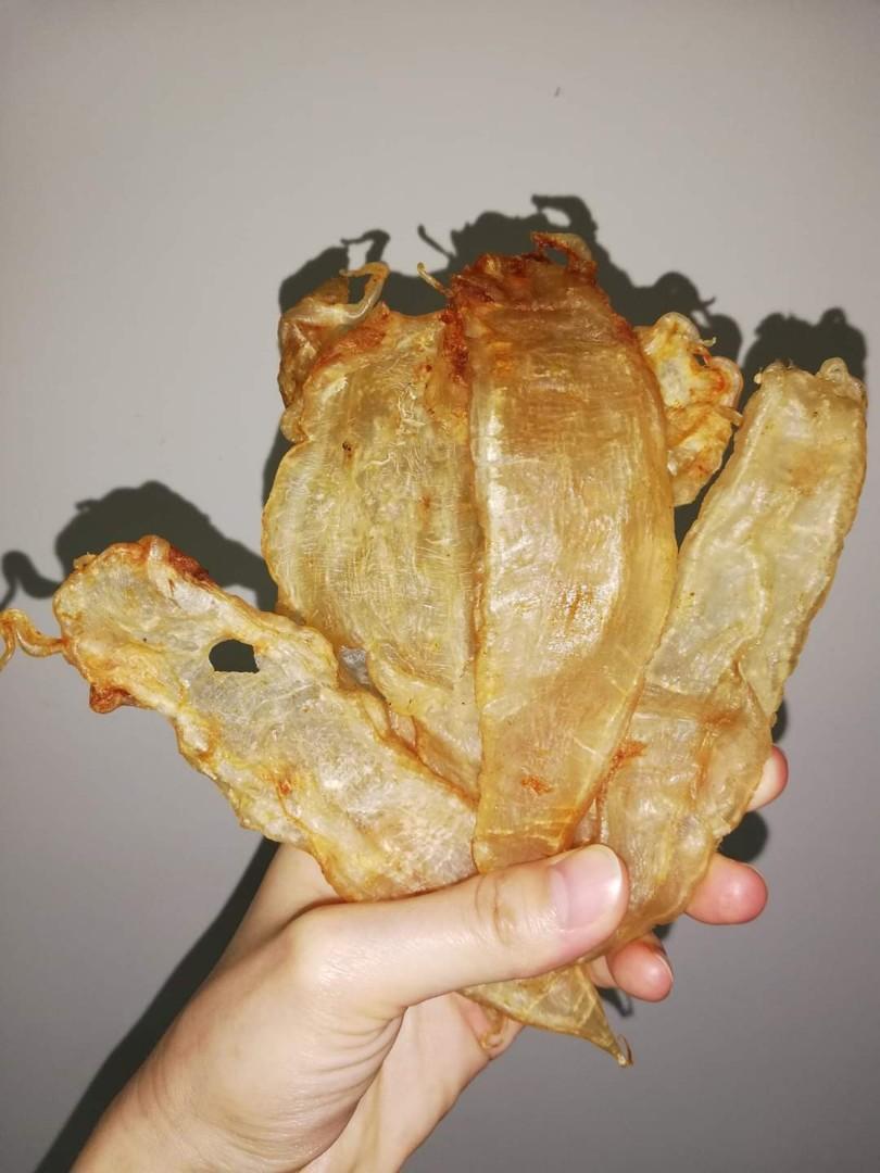 南美野生黃花約60頭扎膠乸😍(無洗水) 1斤55隻(有大有細)