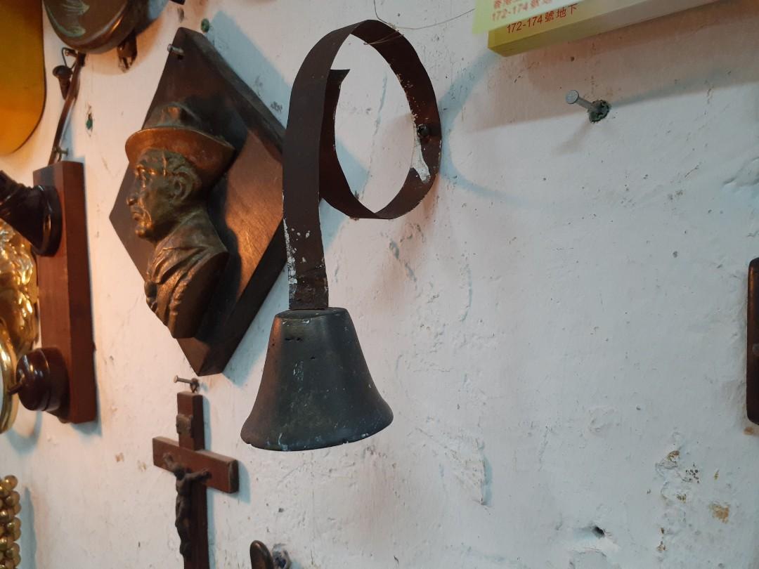 經典懷舊 ~60年代銅門鈴