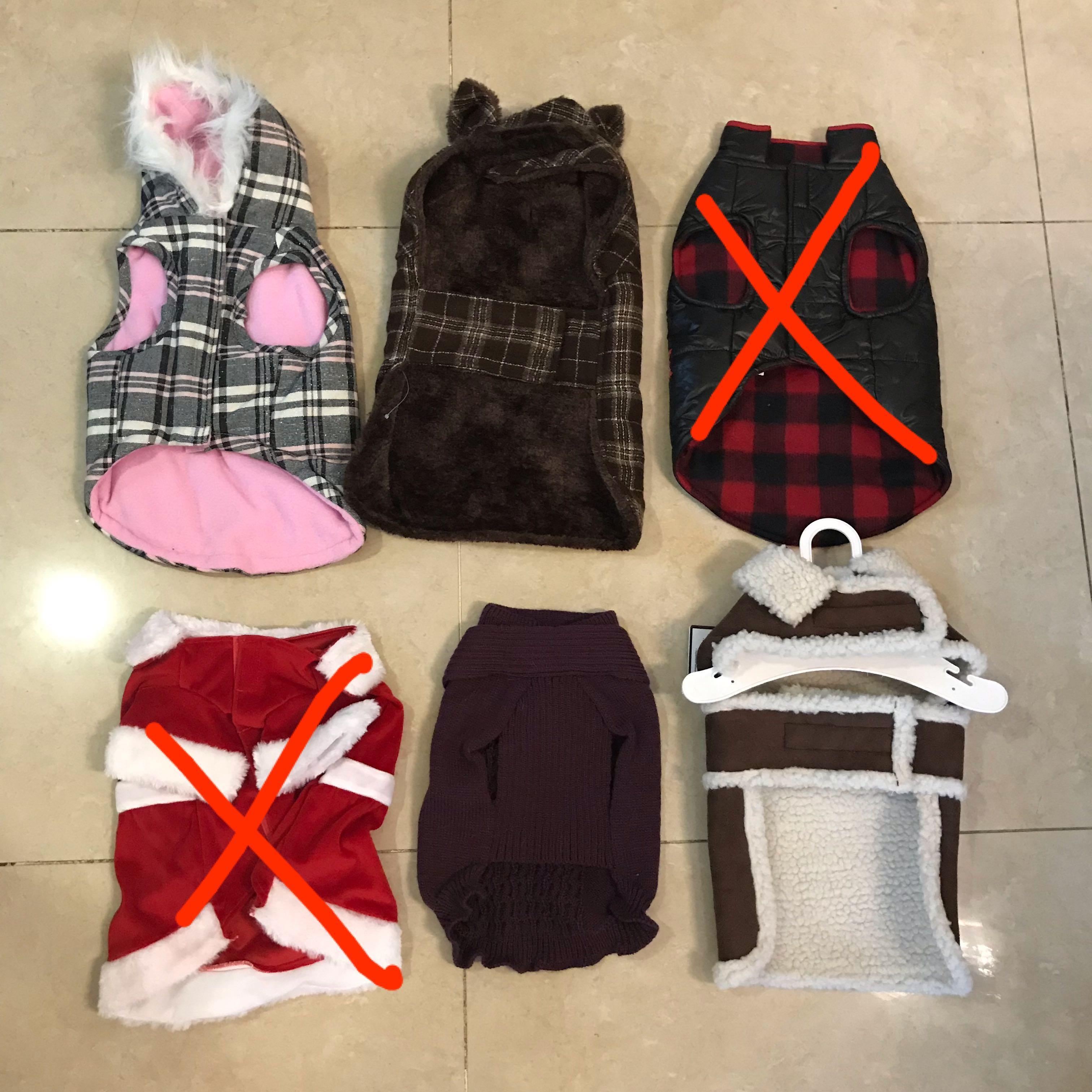 朋友寵物店結業 !! 美國品牌 Pet M size clothes 一律$30