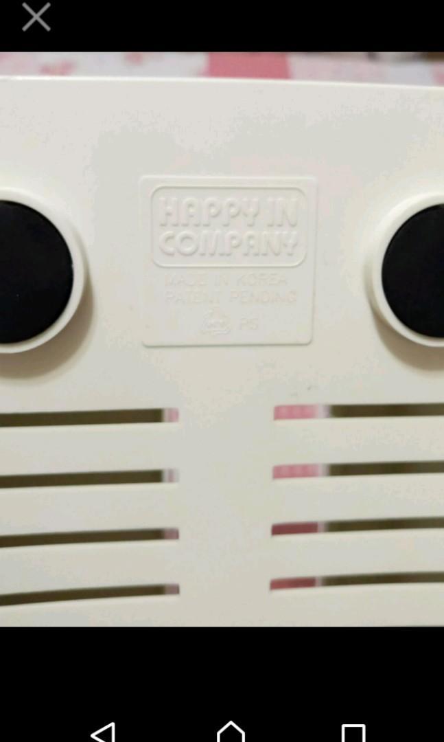 🇰🇷韓牌 HAPPY IN COMPANY 電腦線&電線 收納整理盒