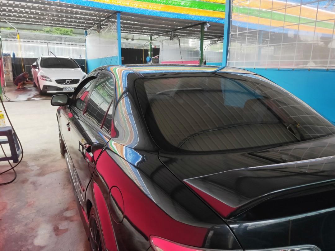 歡迎議價[優質二手車] MAZDA6進口馬自達6四速2.3S