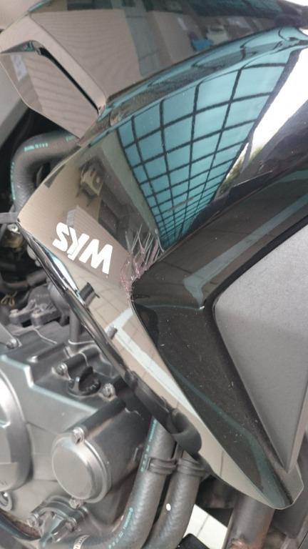 自售 SYM 黃牌 野狼T2 ABS