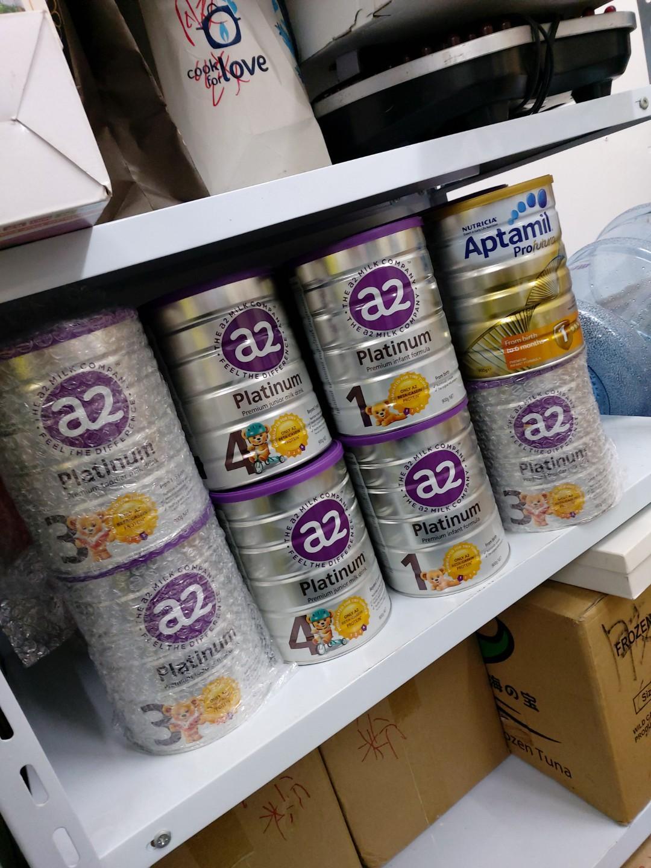 a2 Platinum 白金版 1段 900g 奶粉