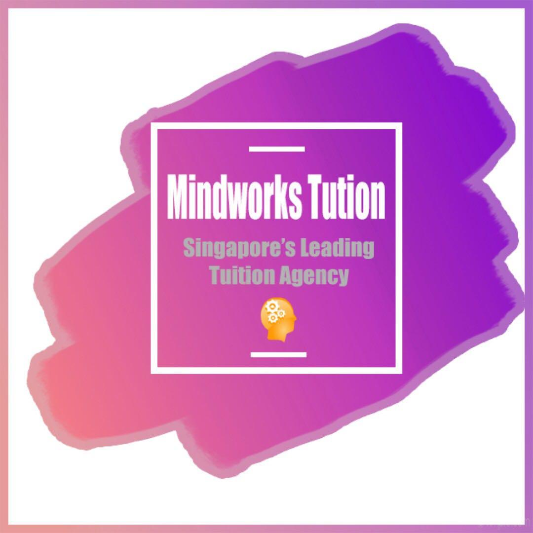 Affordable 1-to-Home Tuition English Math Science Economics History Chinese Tamil POA