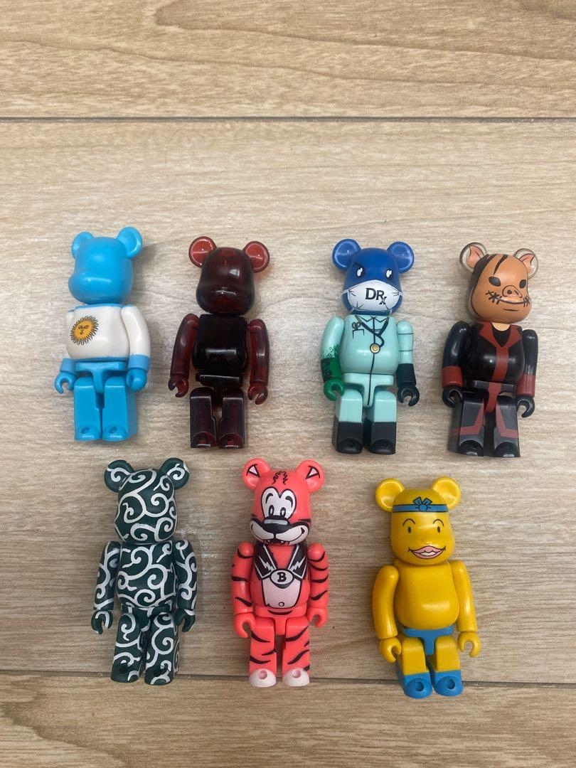 Bearbrick Series 14 Saw 7pcs