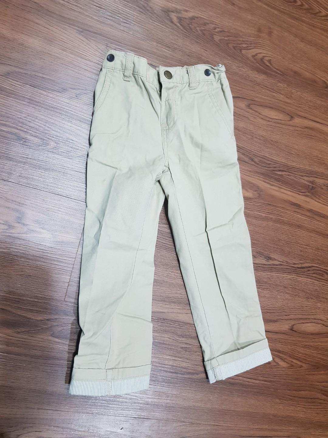 Beige Pants for boys