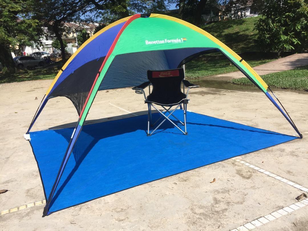 Benetton Sun Shade
