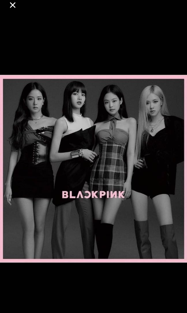 Blackpink kill this love japan limited edition  version