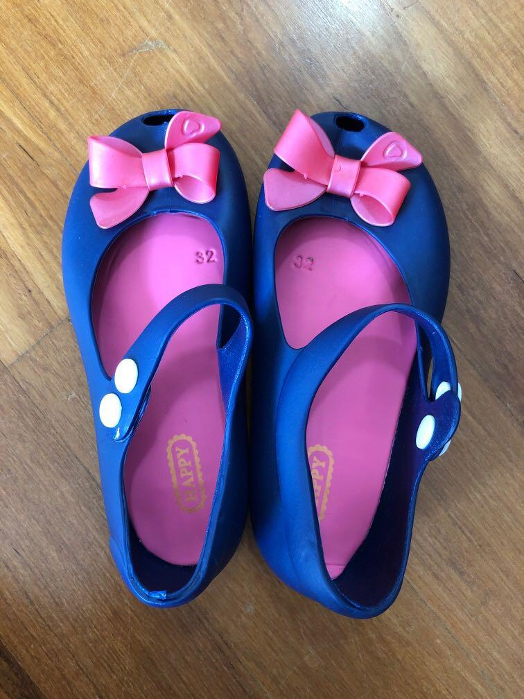 BN Jelly Shoes