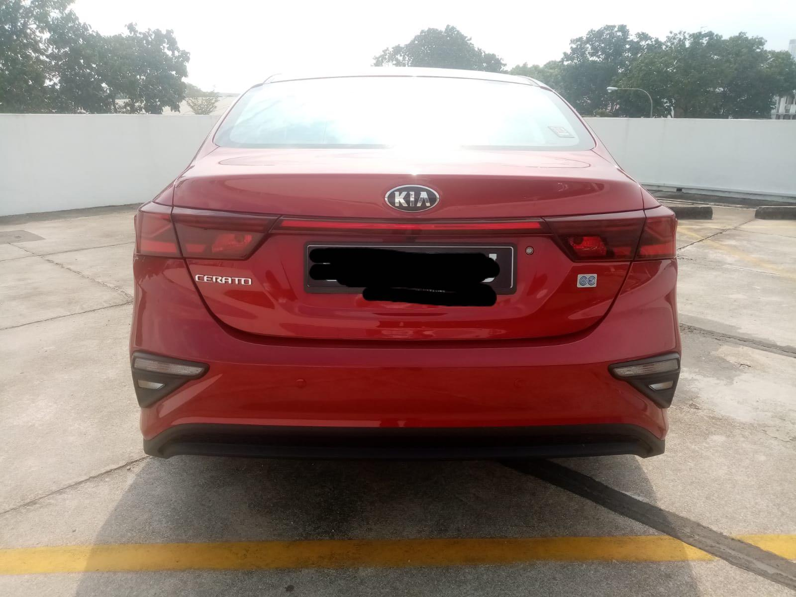 CHEAP RENTAL!! This week promo!!! Brand new Kia Cerato for Rent! price before gojek rebate!!