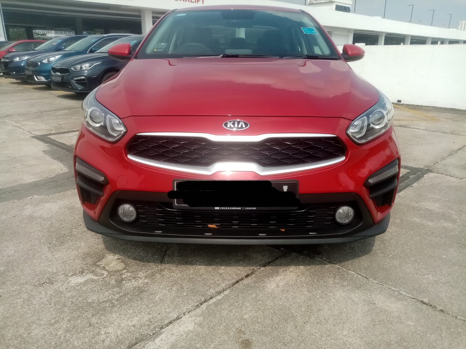 $62daily/$434 weekly! PROMOTION Brand new Kia Cerato for Rent! price before gojek rebate!!