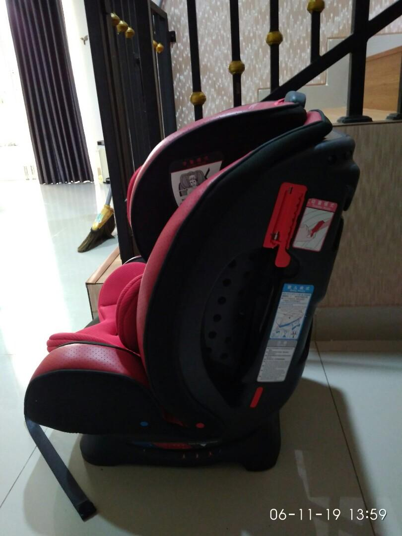 Car seat joie stages