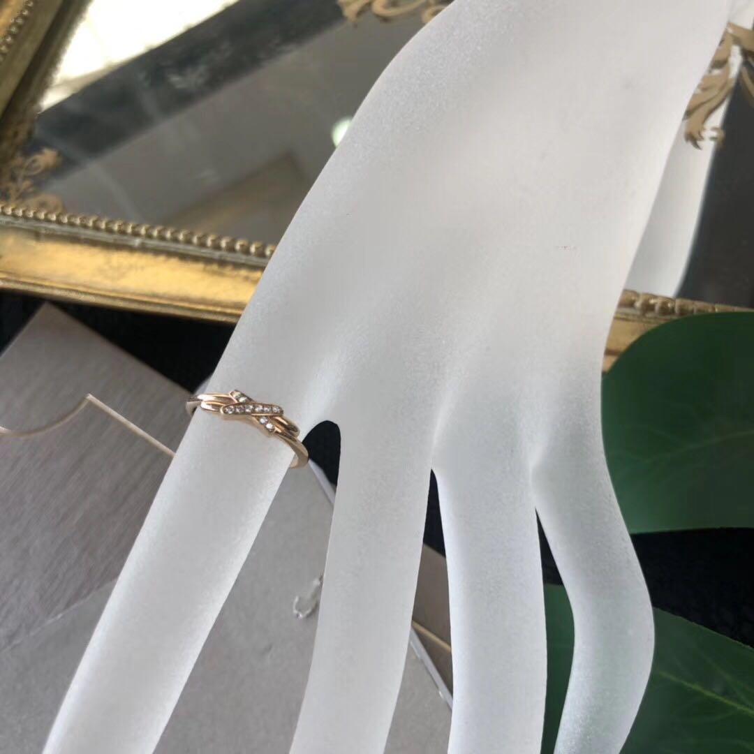 CHAUMET尚美正品戒指