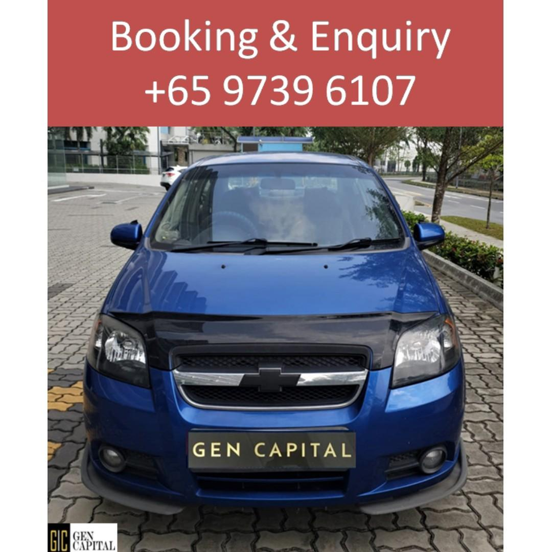 Chevrolet Aveo - Cheapest rates, full support! Anytime ! Any day! Your Decision!!