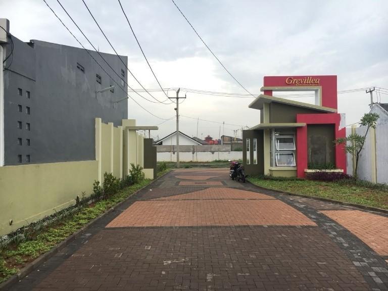 Dijual Rumah SHM di Cluster Grevillea Perumahan Bekasi Timur Regency.
