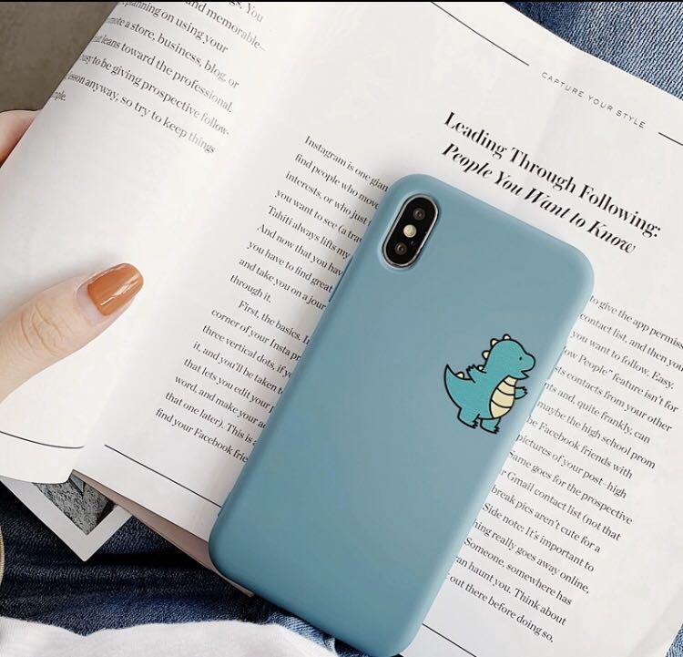 dinosaur phone case 🦕