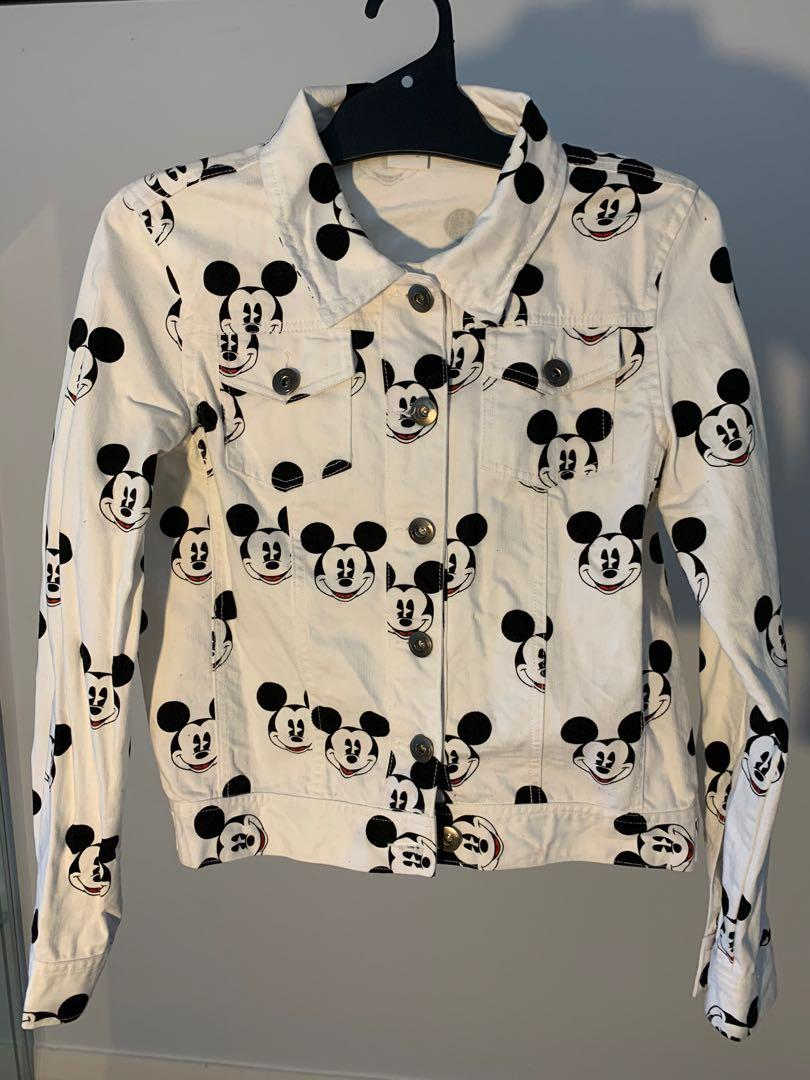 Disney Mickey Mouse Jacket, Zara.
