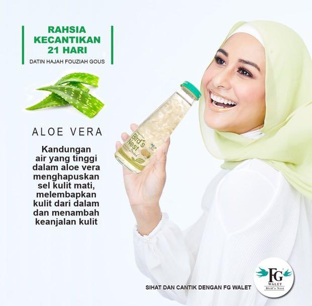 Fgwalet Birdnest Plus Collagen