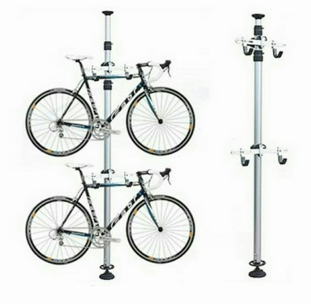 Free Delivery Bicycle Rack Vertical Hanger