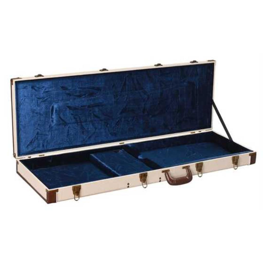 Gator GW-JM BASS Deluxe Wood Case for Bass Guitars (limited time) (limited stock)