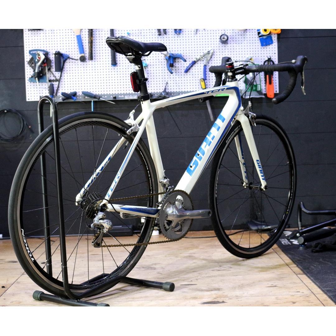 Giant TCR Alu- Road Bike