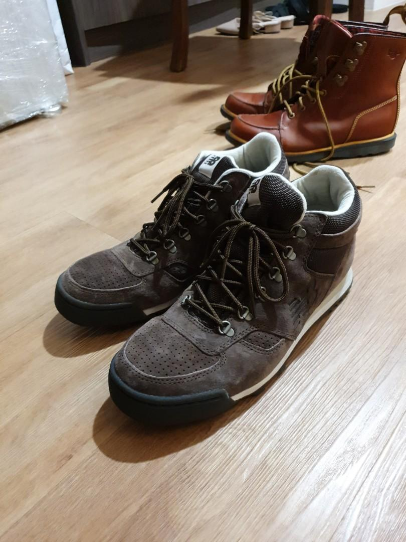 Unidad Partina City Monótono  H710 BRT New balance brown, Men's Fashion, Footwear, Sneakers on Carousell