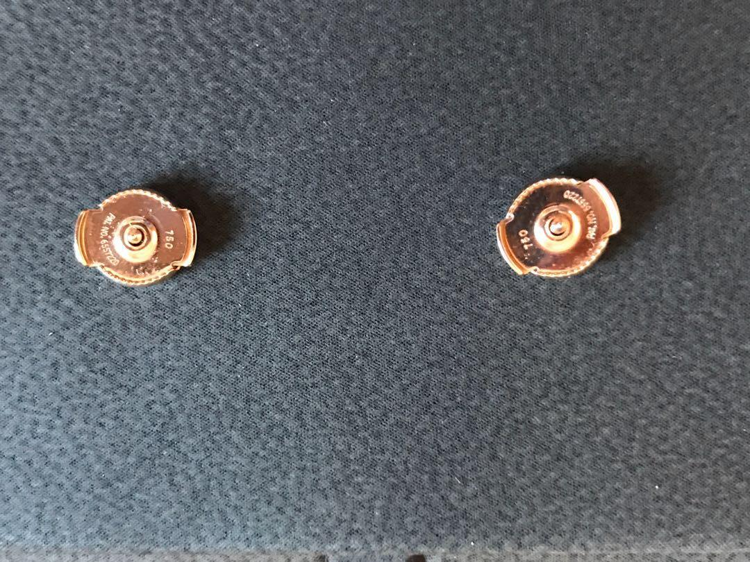 Hermes Chaine d'Ancre earrings Brand new