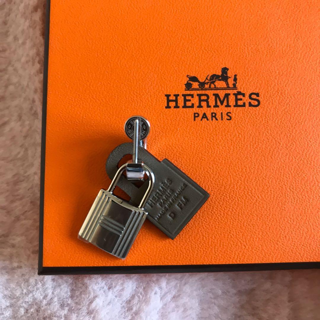 Hermes O'kelly earrings Brand New