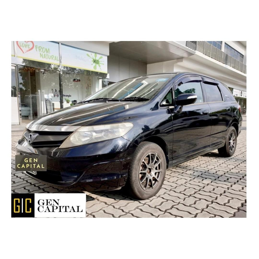 Honda Airwave - Many ranges of car to choose from, with very reliable rates!