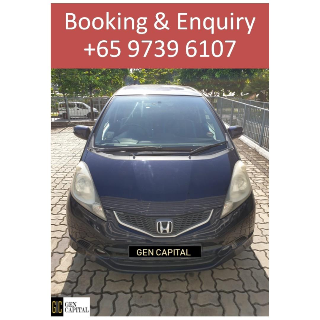 Honda Jazz - Cheapest rates, full support! Anytime ! Any day! Your Decision!!