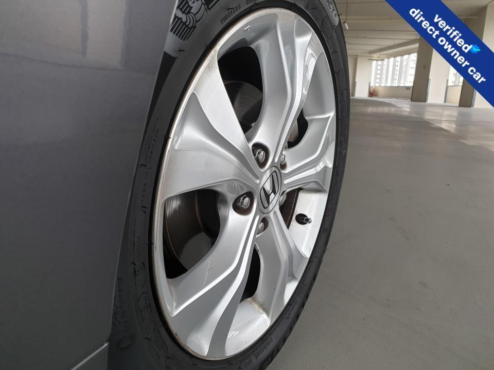 Honda Odyssey 2.4 EX-S CVT Auto