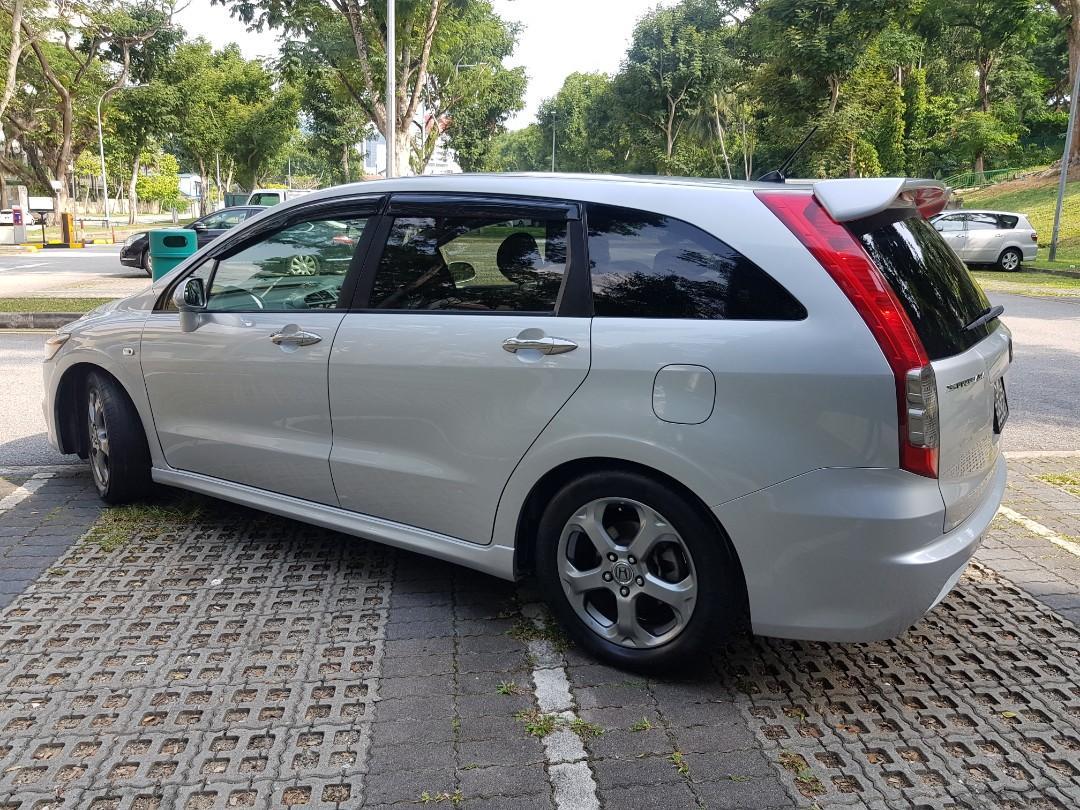 Honda Stream 1.8 RSZ JDM (A)