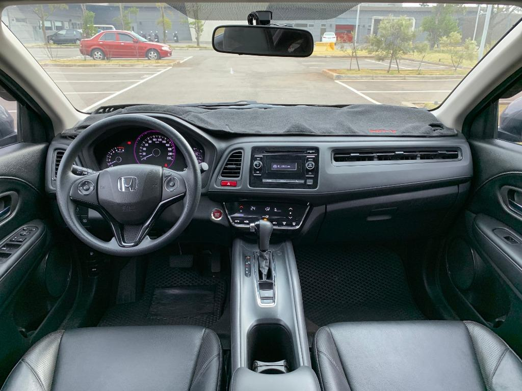 HR-V 跨界小休旅 脫手少 稀有車