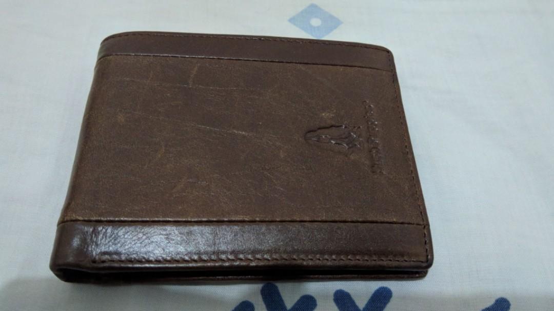 Hush Puppies Wallet Original (dompet kulit)