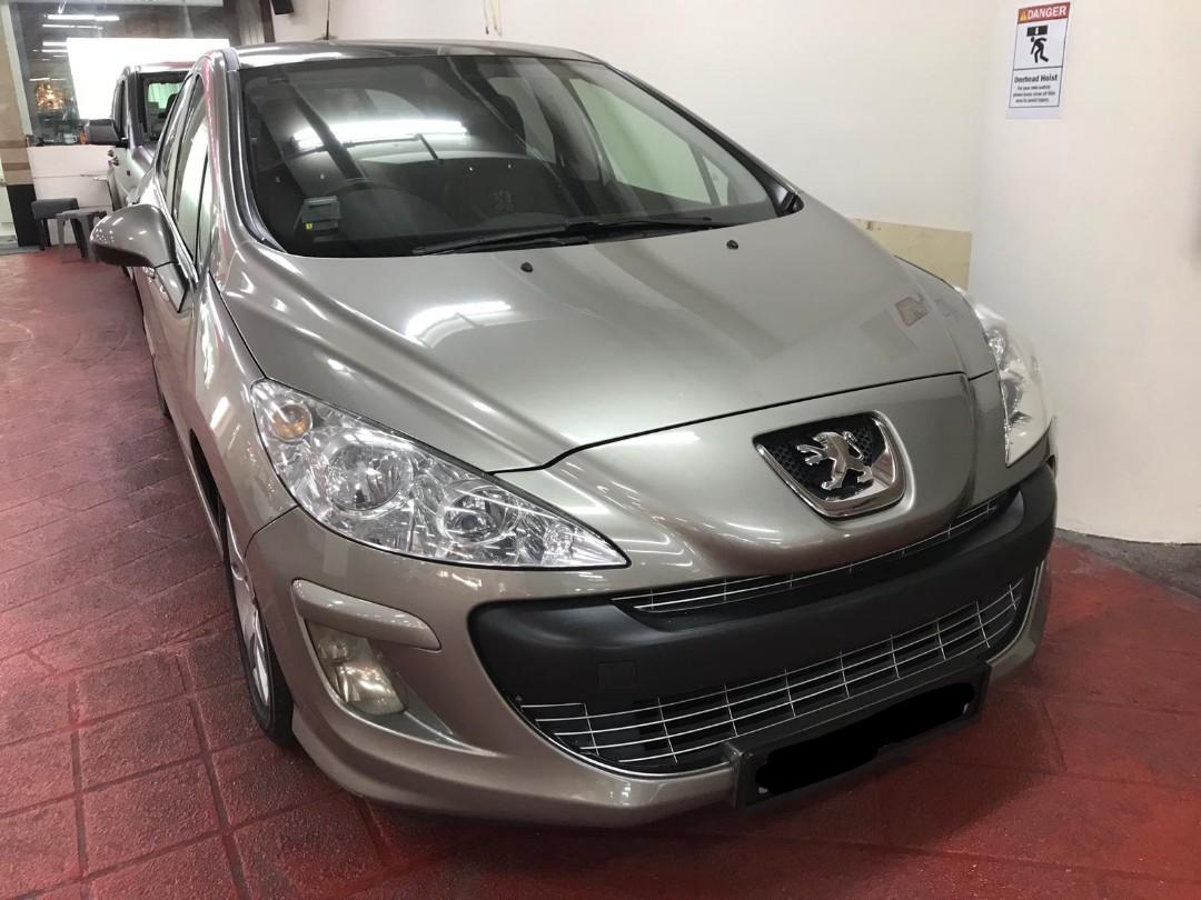*KERETA SINGAPORE*🇸🇬🇸🇬🇸🇬 *JOIN GROUP WASAP 18👇 https://chat.whatsapp.com/HeqUXqxoInsHZWQJxr7J7P  Peugeot 308 1.6A Glass Roof  JB *RM 7 000*  Wasap.my/60126373536 *WANT SELL BACK YOUR SCRAP CAR?LET ME HELP😊*