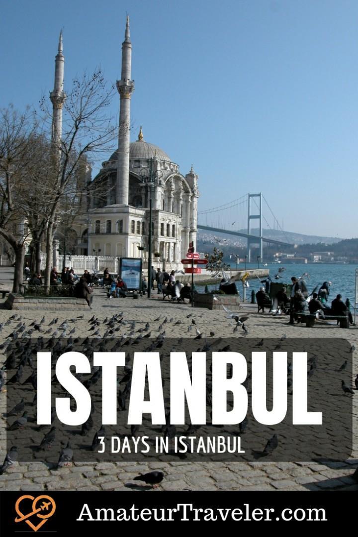 Konsultan ke Beijing dan Istanbul