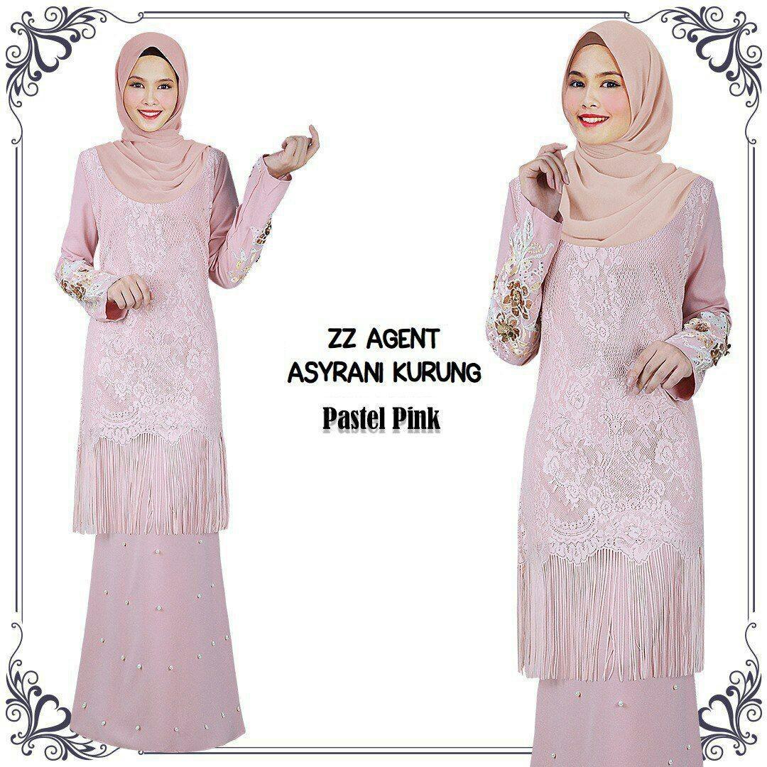Kurung Asyrani-Pre Order