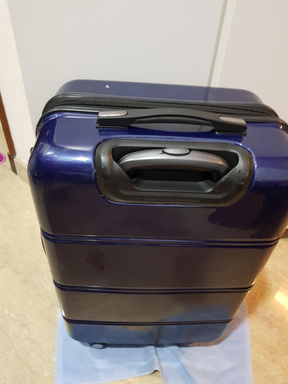 Lancetti Milano 26 inch luggage