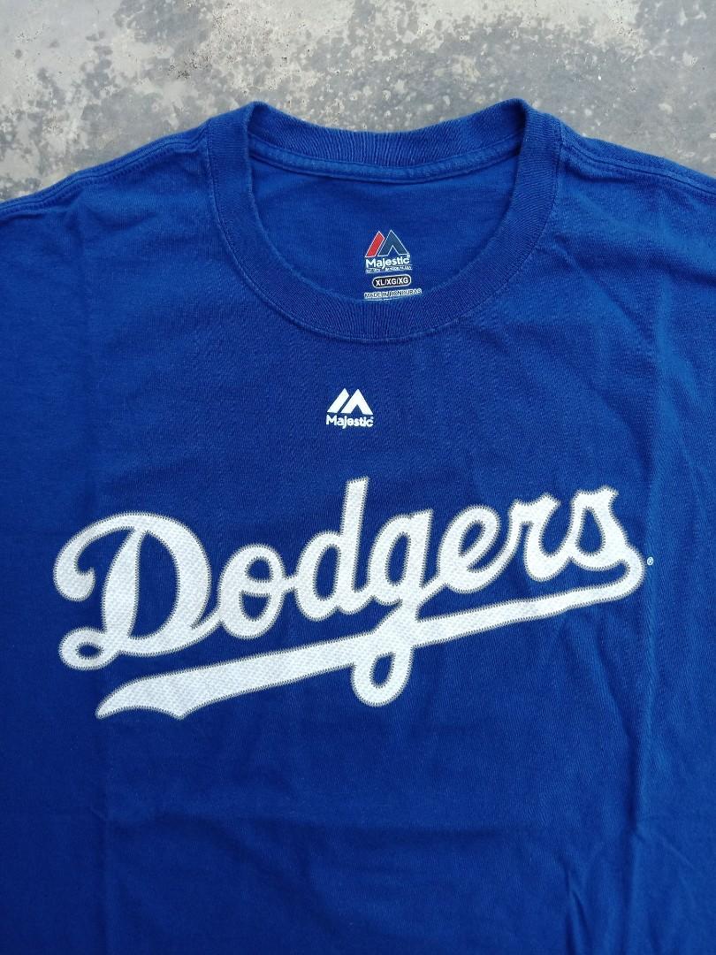 Majestic mlb LA Dodgers t shirt