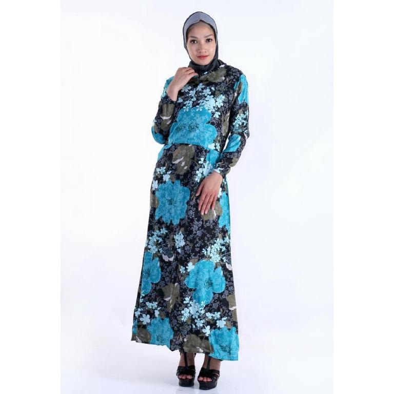 Maxi Dress Wanita SUSAN FASHION Gamis EmmaMaxi Asifa / Pakaian Muslim Syari / / Gamis Asifa