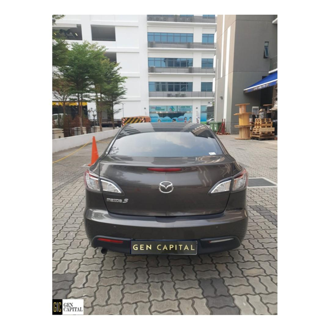 Mazda 3 - Many ranges of car to choose from, with very reliable rates! @ 9739 6107