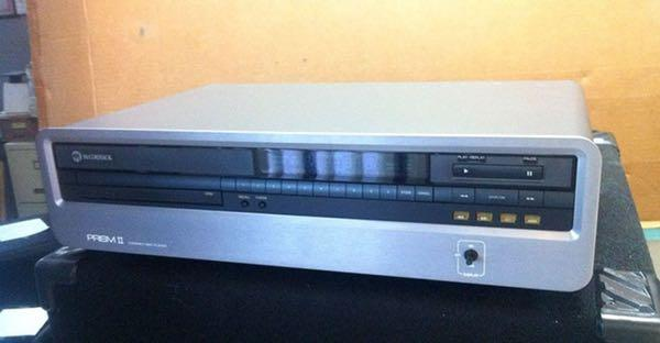 McCORMACK Prism II Compact Disc Player (Spare part)
