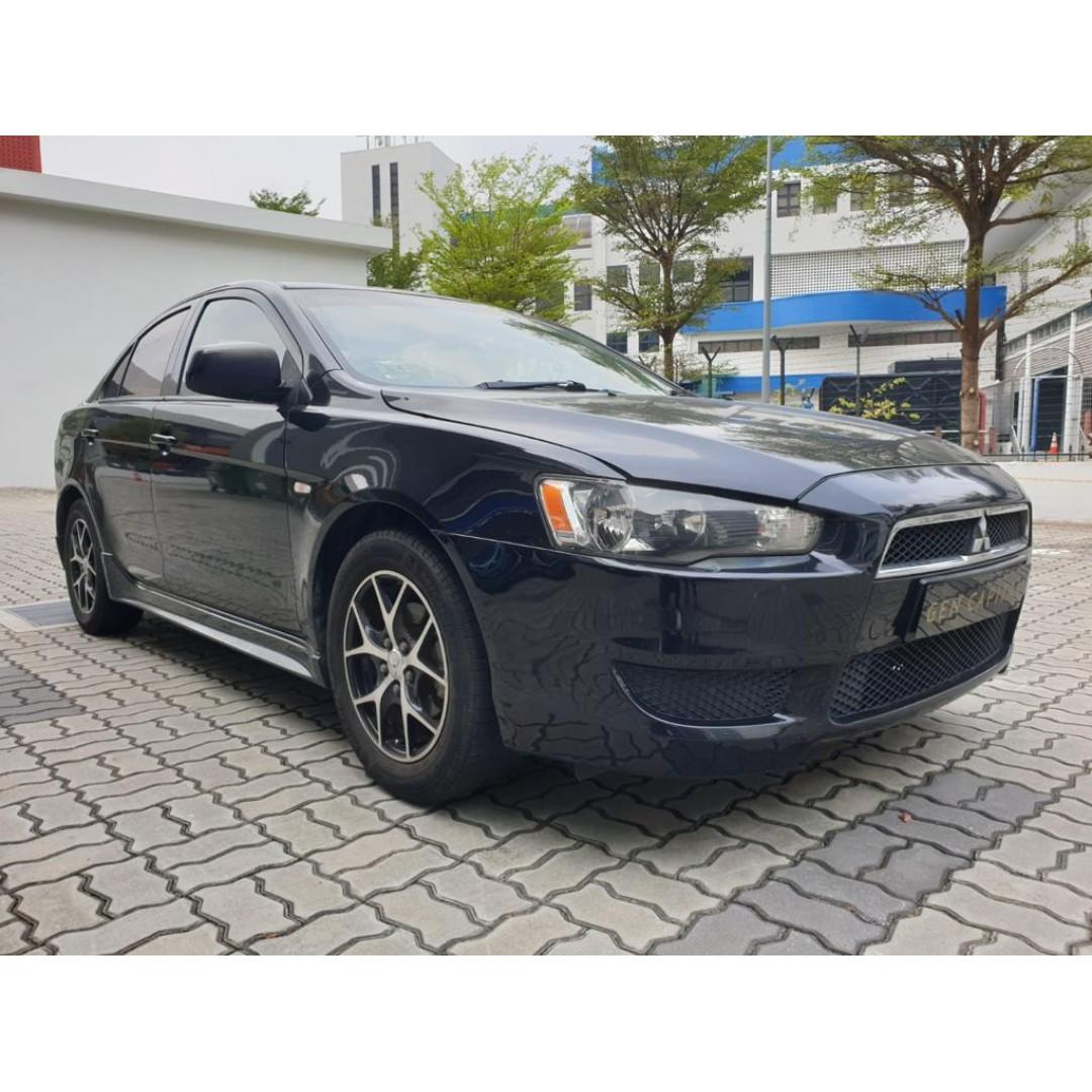 Mitsubishi Lancer EX - Cheapest rates, full support! Anytime ! Any day! Your Decision!!