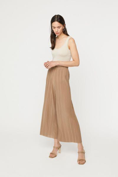 Oak & Fort Pleated Pants