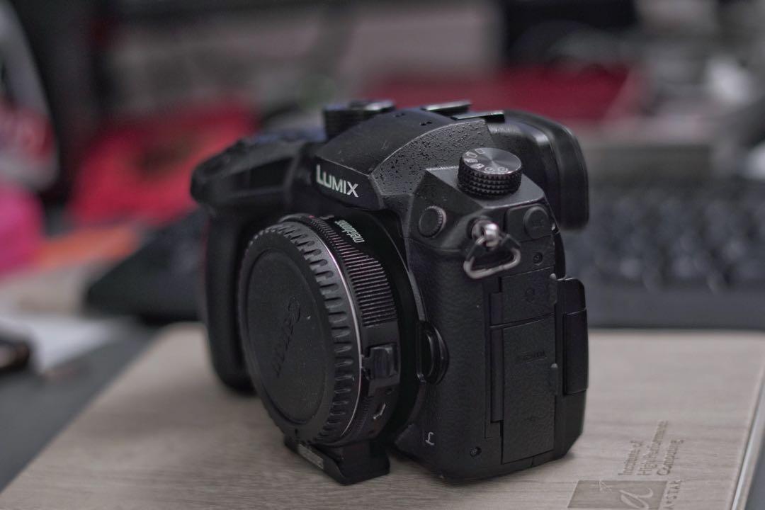 (Best deal) Panasonic Lumix GH5