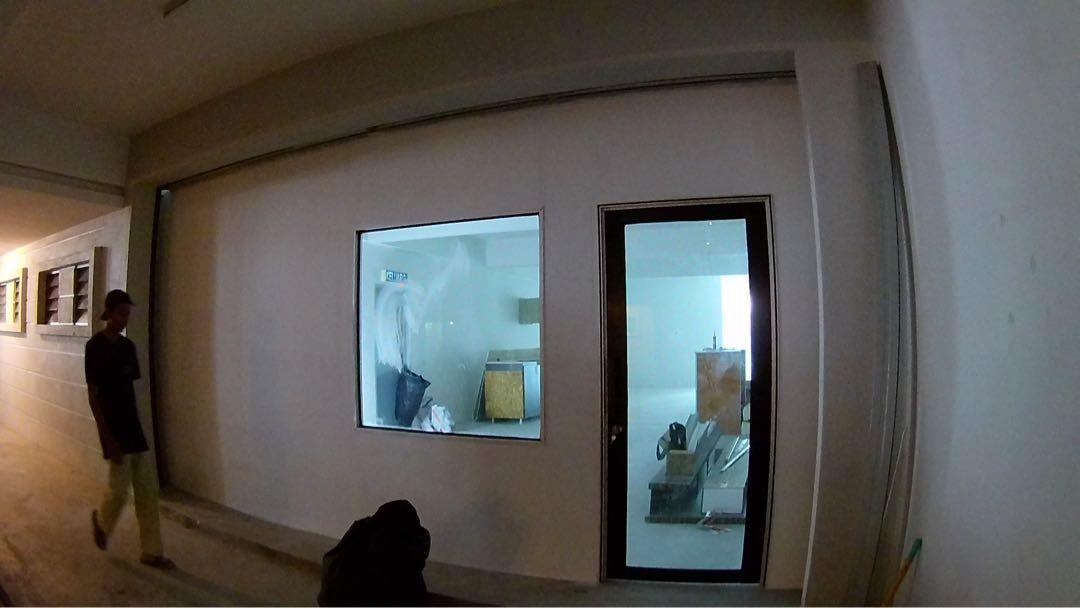 Partition drywall plaster boleh cat Papan Gypsum